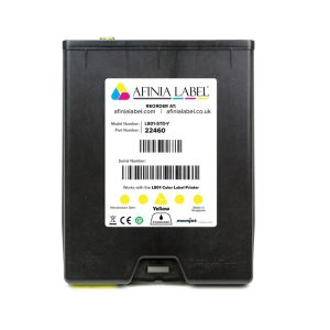 afinia l801 yellow ink cartridge