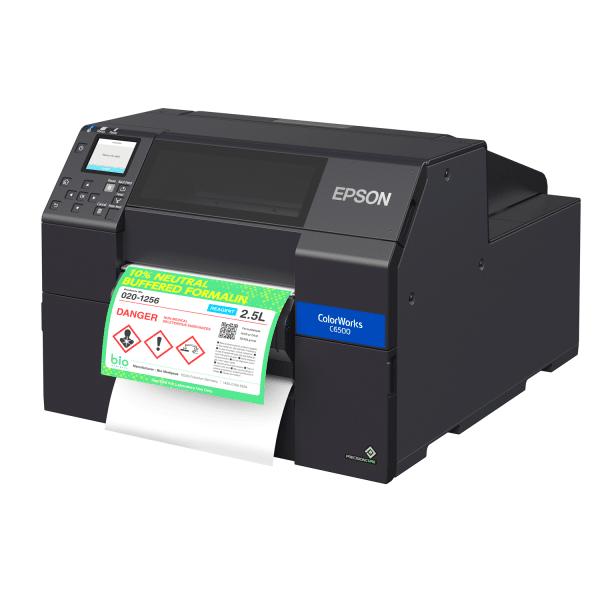 epson cw-x6500p printer