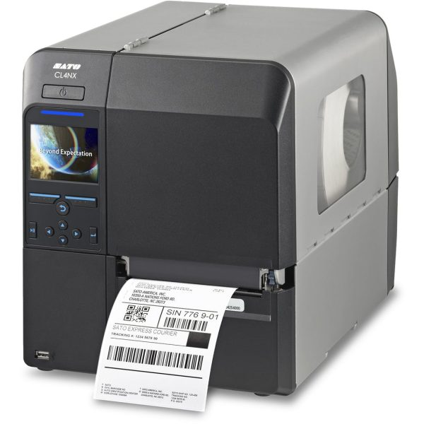 sato cl4nx plus printer