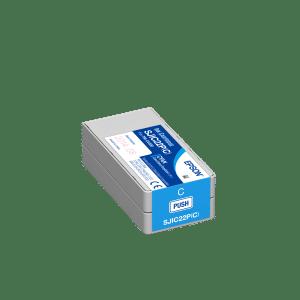 epson sjic22p cyan ink cartridge