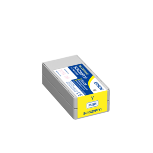 epson sjic22p yellow ink cartridge
