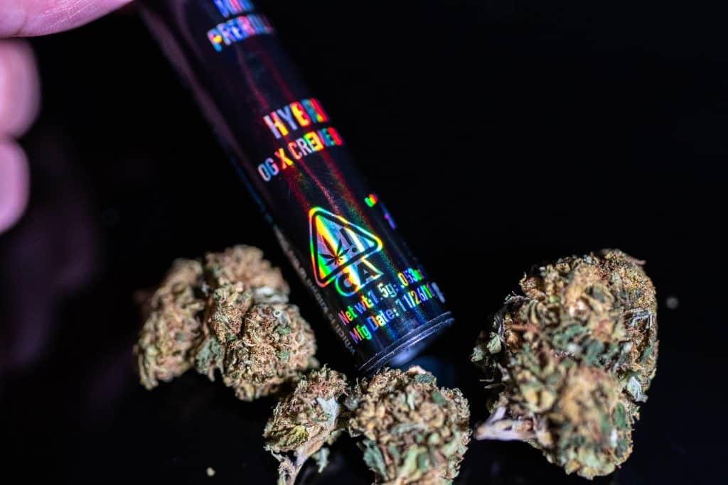 cannabis tube