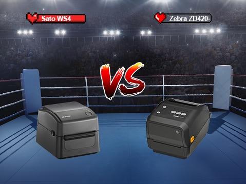 sato ws4 vs zebra zd420