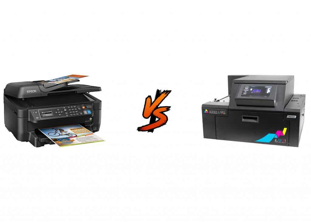 inkjet vs memjet printers