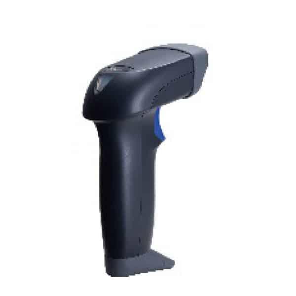 denso handheld scanner black side view