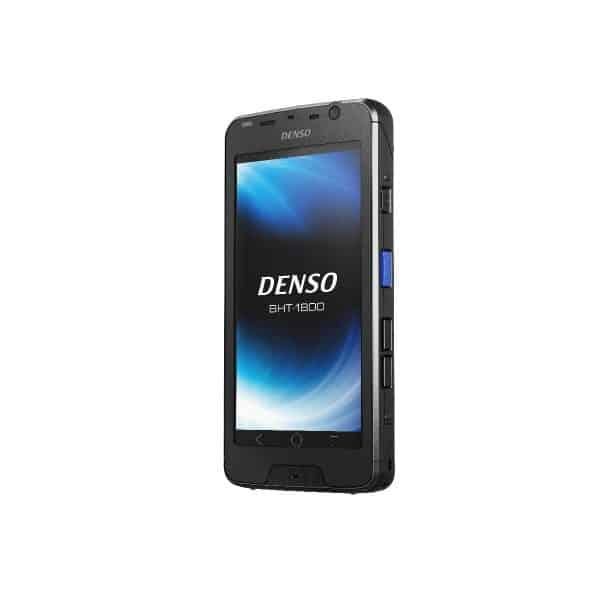 denso bht-1800 handheld scanner side view