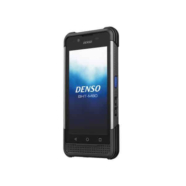 denso bht-m80 handheld scanner side view