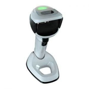 zebra ds9908hd corded handsfree scanner side view