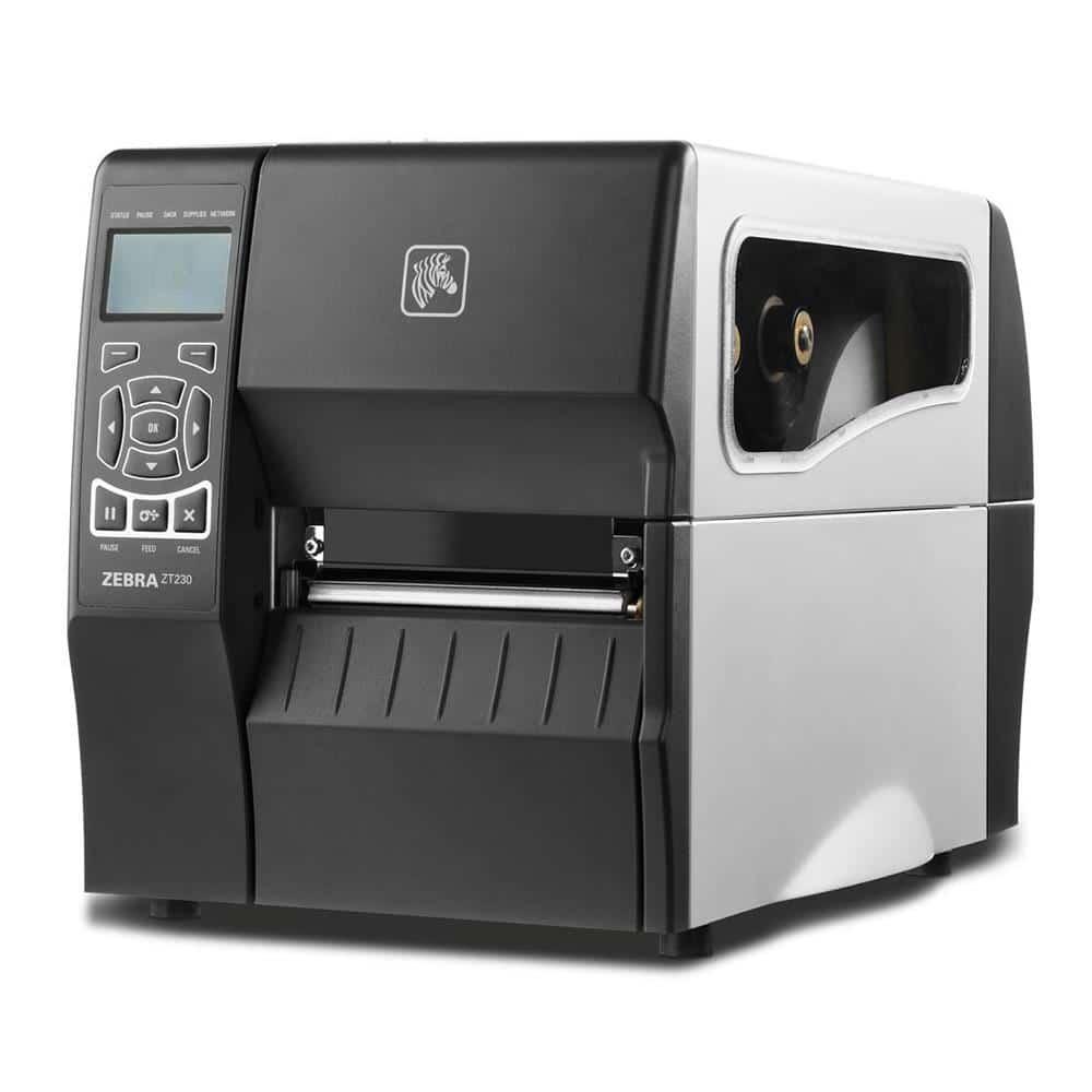 zebra zt-230 printer