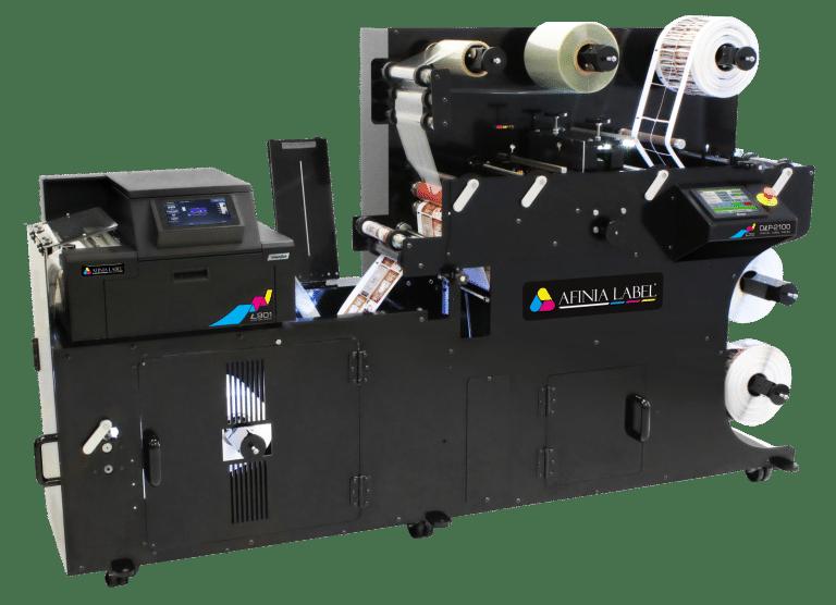 DLP-2100 High-Volume Digital Label Press